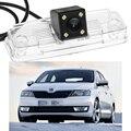1 шт. из светодиодов сзади автомобиля парковочная камера с номерных знаков для Skoda быстрое 2013