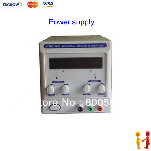 ATTEN APS3005DM Regulated DC Power Supply Single Output 150W Upgraded from APS3005SI