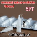 5FT *0.35MM Professional Sterilized Tattoo Permanent Makeup Tips Free Shipping