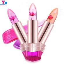 12Pcs/lot Wholesale Magic Colour Temperature Change Color Lipstick Moisturizing Waterproof Fruit Flower Lip Balm Luxury Makeup
