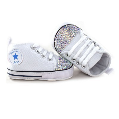 56e90452fa63 bling baby shoes girls toddler shoes fashion rainestone canvas princess baby  girl shoes casual baby sneakers