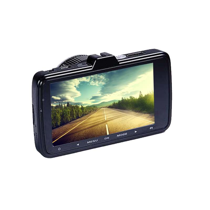 Best Car DVR T300 Full HD 1080P Mini Driving Car Dash Cam Video Recorder G-sensor 3.0 LCD 170 Degree