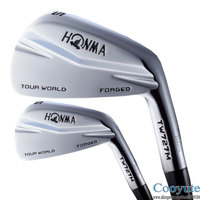New Cooyute Golf Clubs Set HONMA TW727M Golf irons set 4 10 Clubs Dynamic Gold R300 Steel Golf shaft Flex Free shipping