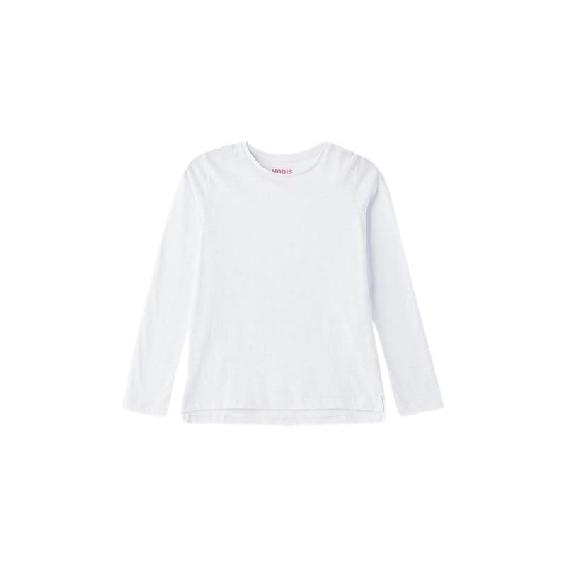 Hoodies & Sweatshirts MODIS M182K00412 for girls kids clothes children clothes TmallFS dresses modis m182k00117 for girls kids clothes children clothes tmallfs