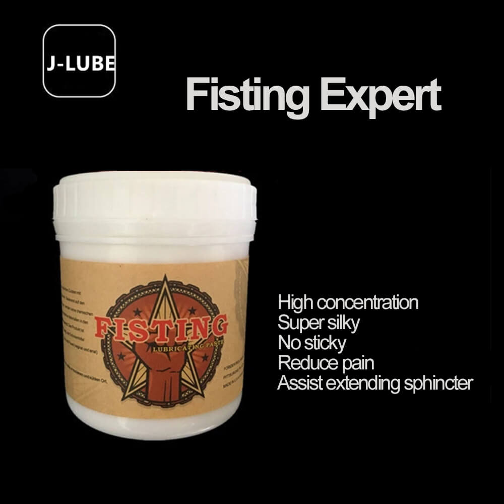 J-Lube Concentrated Lubricant Grease Anal Sex Cream Gel Oil Gay Extreme Fisting Lubricante Personal Lubrication Adult Product(China)