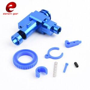 Image 2 - Element New Arrival M4/AK High Precision Hop Up Chamber CNC Machining Aluminum AEG Airsoft Series GB02202