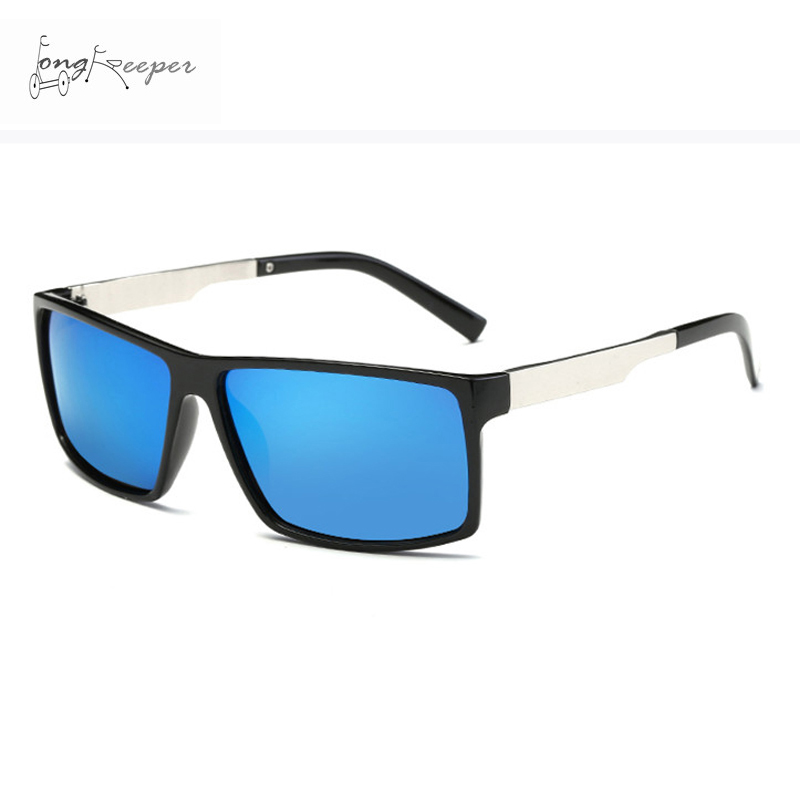 Long Keeper High Quality Square Bike Sunglasses Men Women Leisure Sports Glasses Driving Fishing Golfing Eyewear Oculos Feminino
