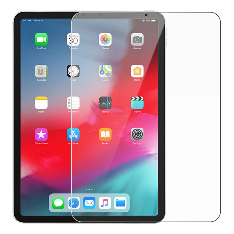 2 X Premium Tempered Glass Screen Protector For Apple iPad PRO 2018 11 ″ 12.9 ″