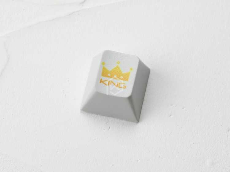 لوحة مفاتيح pbt لصور المفاتيح الميكانيكية ، شعار فريق الأساطير الفرعية الصبغة mvp fnatic rng king ig eg snake afs ssg g2