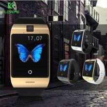 Floveme luxury smart watch bluetooth androide reloj teléfono inteligente rastreador podómetro sleep monitor de salud deportes de moda reloj de pulsera