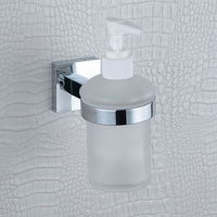 CLOUD POWER Brass Liquid Soap Dispenser And Holder With Wall Mounted Bathroom Shower Dispenser Wih Wholesale