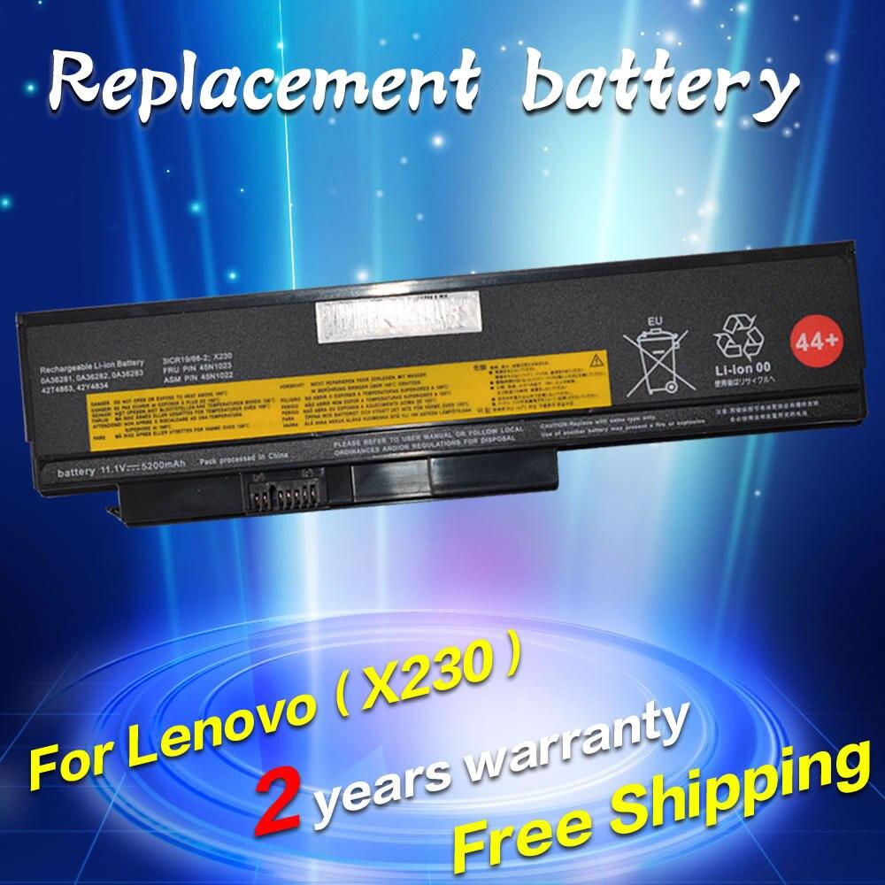 Jigu оптовая продажа 6 ячеек ноутбук Батарея для ThinkPad <font><b>X230</b></font> 0A36282 42T4902 42Y4940 0A36283 42T4863 42Y486 40A36281