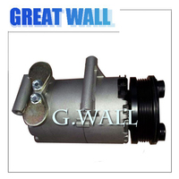 VS16 ac compressor for car Ford for Focus 1.4 1.6 2003 2007 / For Car Volvo c30 s40 v503M5H19497BA 3M5H 19497 AA 10 160 01033