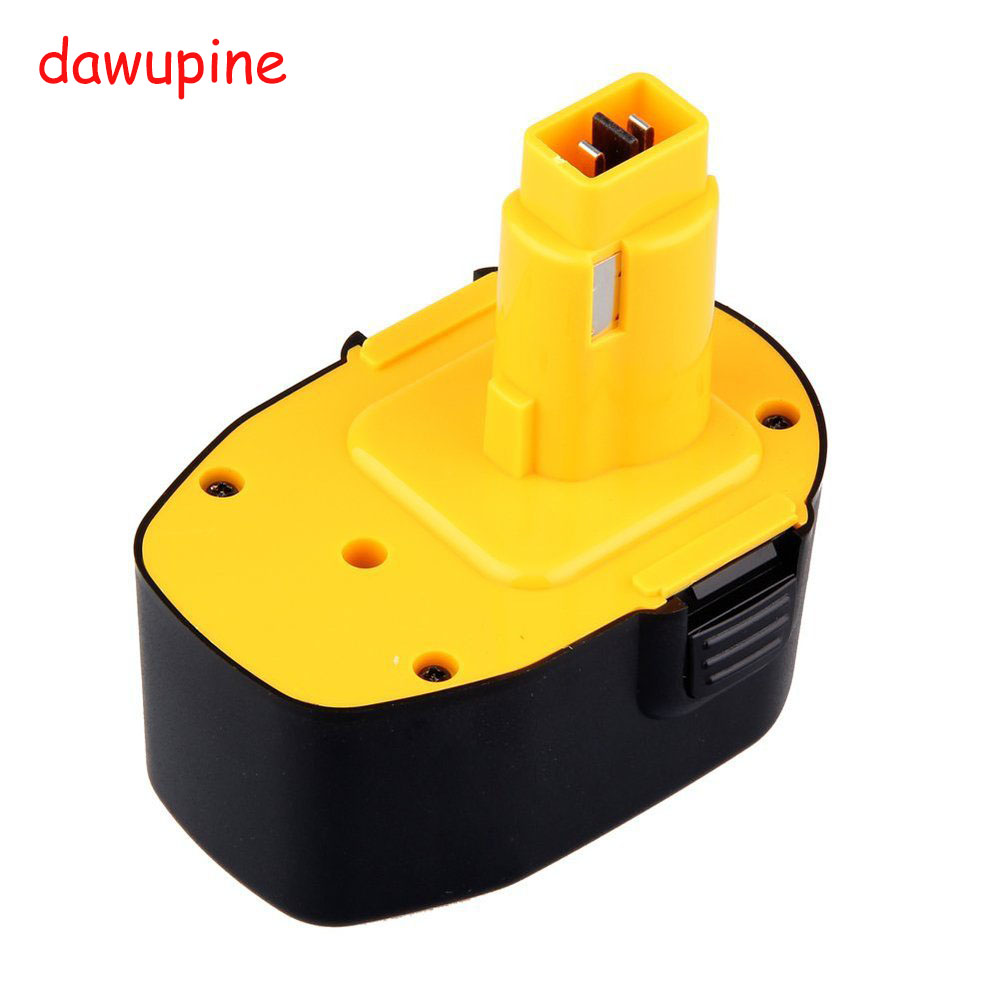 Dawupine Battery Plastic Case For Dewalt 14.4V DC9071 DE9037 DE9071 DE9074 DE9075 DW9071 Ni-cd Battery Box Shell Drill