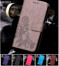 Funda For Samsung Galaxy J6 2018 Case Flip Case Phone Cover For Samsung Galaxy J6 2018 PU Leather Wallet Case Hoesjes J6 On6 } samsung wallet cover чехол для galaxy j6 2018 violet