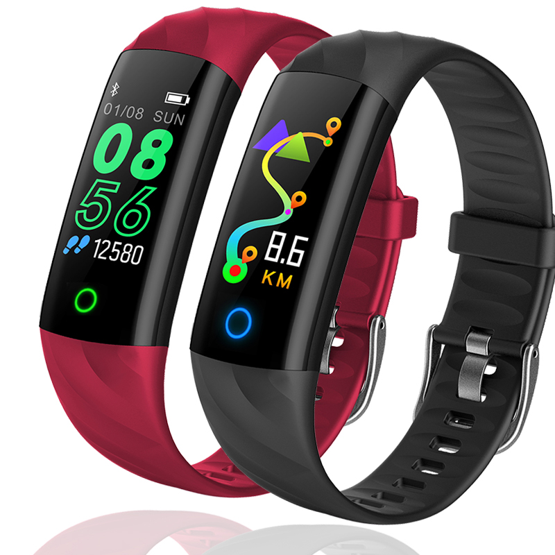 Honest Rollstimi Mens Smart Watches Waterproof Fitness Tracker Sports Wristband Pedometer Heart Rate Women Smart Bracelets Ios Android Digital Watches Watches