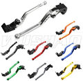 DIY Colors Motorcycle Adjustable Long Brake Clutch Levers For 2000-2001 Honda CBR929RR CBR900RR CBR 929 RR