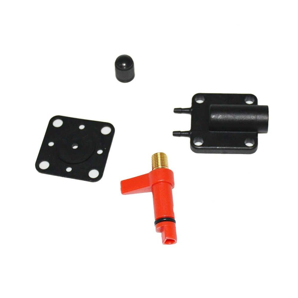 Aksesoris Mobil 18-7044 Primer Solenoid Layanan Pemeliharaan Kit Katup untuk Johnson Evinrude 175158
