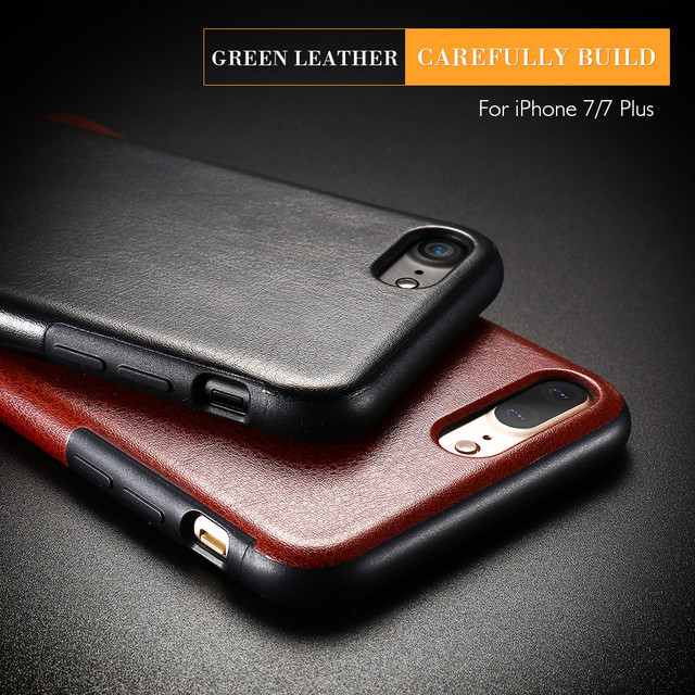 Leather Phone Case – Apple iPhone