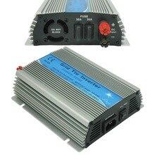 600 W MPPT Solar Grid Tie Micro Inverter für insgesamt power max 720 W Solar Panels AC 100 V 110 V 120 V 220 V 220 V 230 V 240 V Ausgang