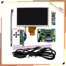 Promo offer 7 inches Raspberry Pi LCD Touch Screen Display TFT Monitor with Touchscreen Kit HDMI VGA Input Driver Board