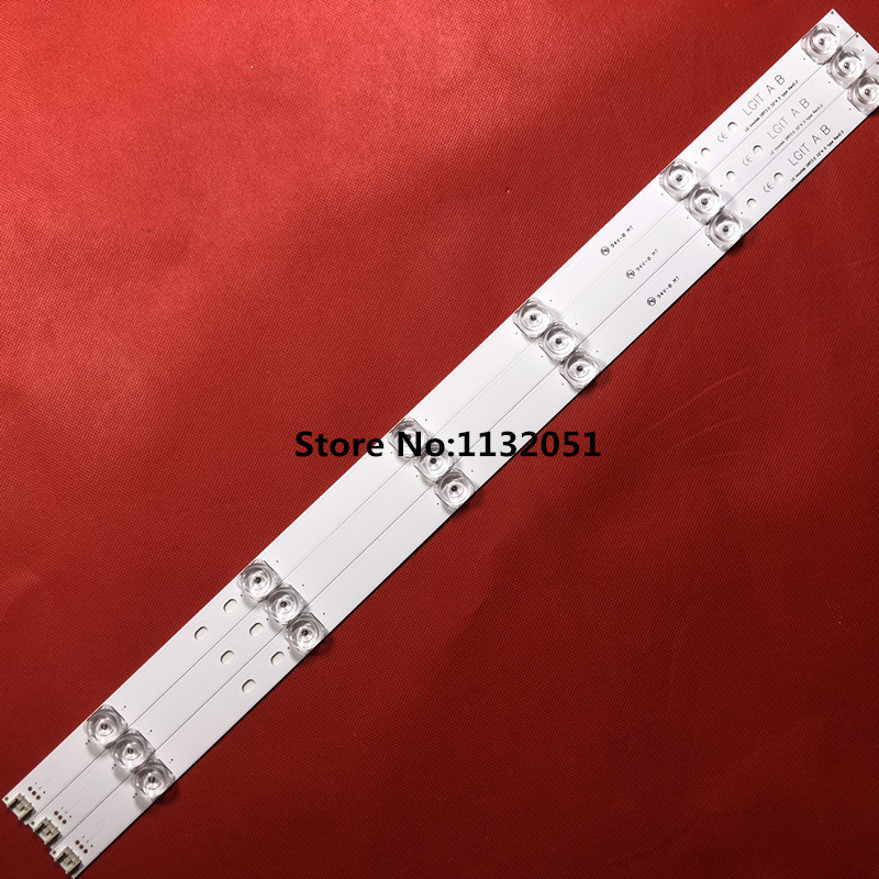 15 PCS*6LED 590mm LED Backlight Bar Perfect Replacement For Lv320DUE UOT A B 32 INCH DRT3.0 32 A B 6916l-2223A 6916l-2224A