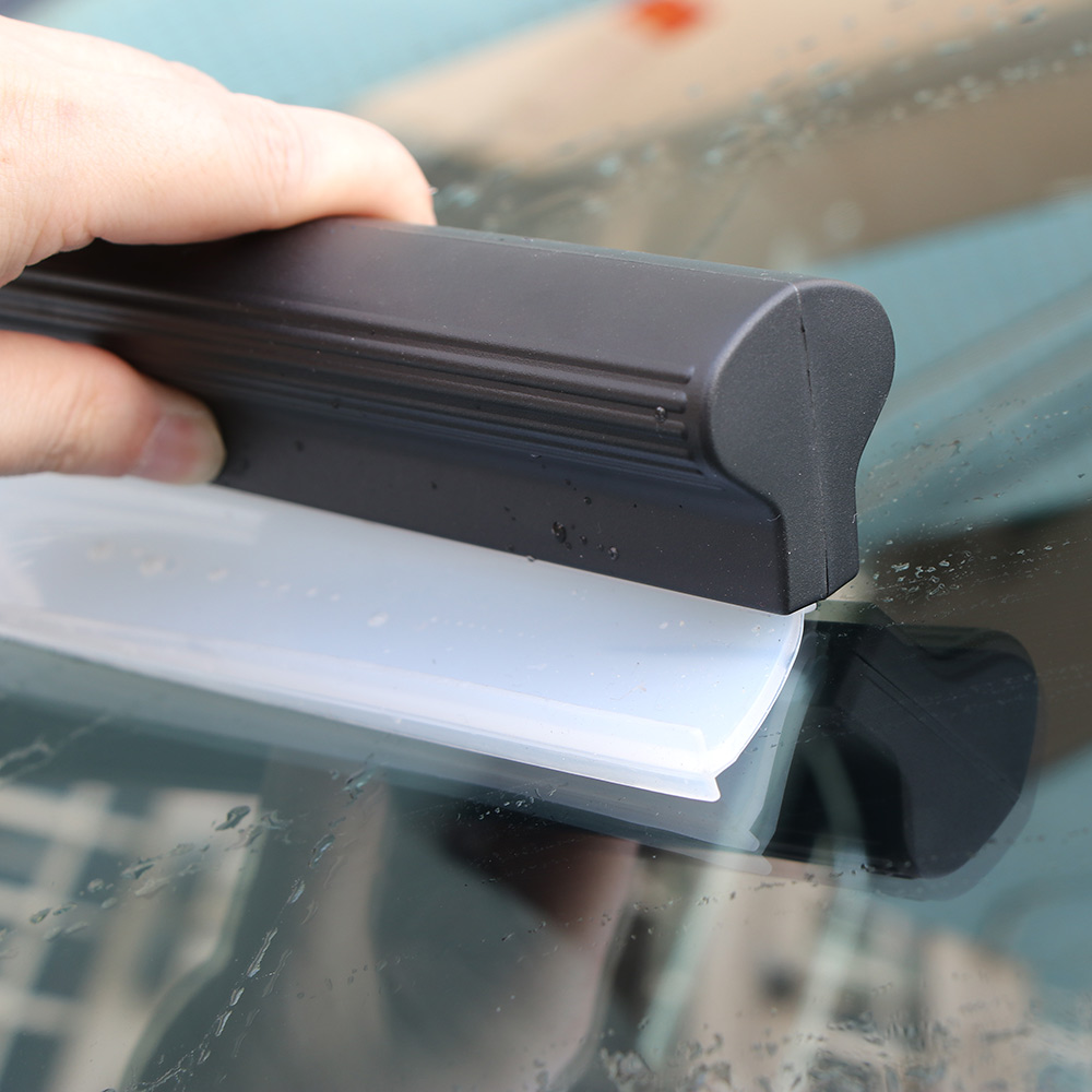 Scraper Windshield Water-Snow-Wiper-Plate Car Silicone Clean-Brush Vehicle-Cleaning