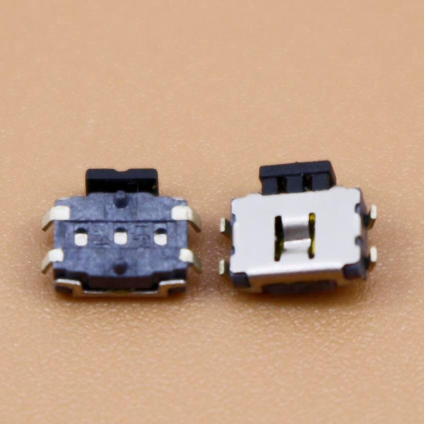 YuXi Patch-side Button Tact Switch 4 Pin Small Turtle Side Key Switch