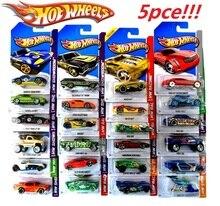 5 шт. металлический прокат режим антикварные коллекционные игрушки cars for sale hotwheels коллекция hot wheels cars miniatures масштаба модели 1: 64