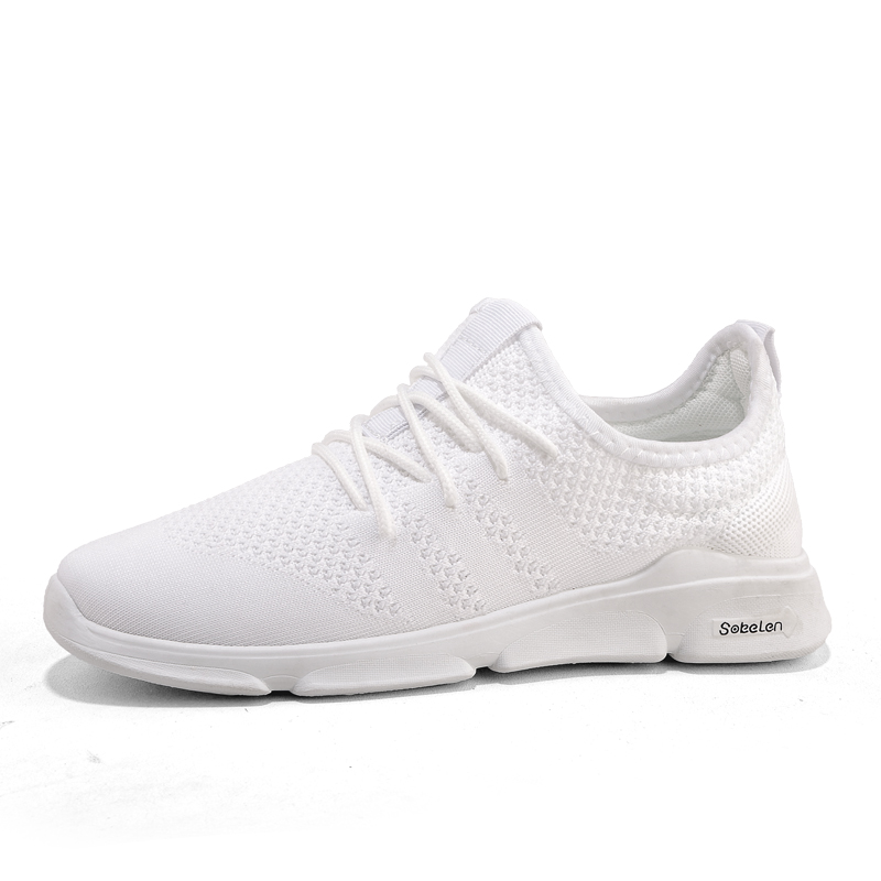Tennis Shoes For Men 2019 New Arrival Spring Men's Trainers Sneakers Comfort Designers Tenis Masculino White Gym Sport Shoes Men