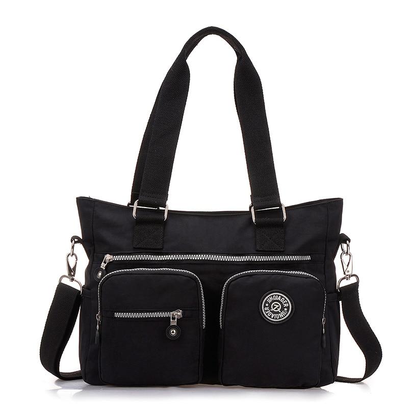 Women Messenger Bag Ladies Crossbody Bags For Women Waterproof Handbags Tote Nylon Large Shoulder Bag Female Bolsa Feminina