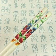 Hair jewelry Ethnic flower hair clips Coiled hairwear Hair sticks headbands women lady chopsticks hairpin accessories 1 pair
