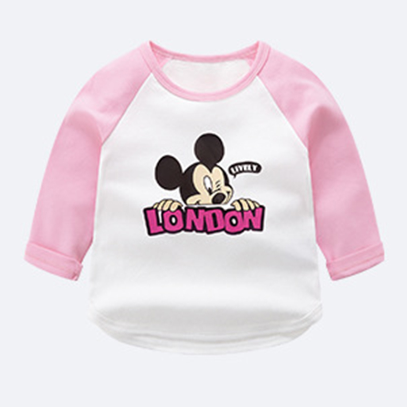 T-Shirt Clothing Autumn Baby-Girl Sports Winter Cotton Children's Wear And Boy Coat1-8y