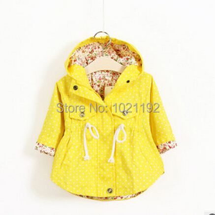 2017 new foreign trade children's clothing cotton children's coat wave printed batwing coat manufacturer wholesale of the girls