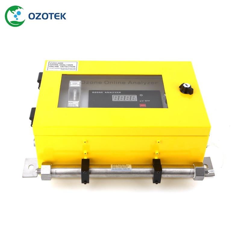 OZOTEK ozone analyzer/ozone sensor/ozone monitor model UVO3-4400AC with RS-485 0-200mg/l free shippingOZOTEK ozone analyzer/ozone sensor/ozone monitor model UVO3-4400AC with RS-485 0-200mg/l free shipping