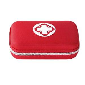 Image 2 - Persona de camuflaje, estuche para botiquín de primeros auxilios EVA impermeable portátil para exteriores, para viaje familiar, Kits de emergencia de seguridad, tratamiento médico