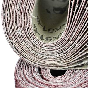 Image 5 - 533X75Mm Schuurbanden 80 320 Grits Schuurpapier Schurende Bands Voor Sander Power Rotary Gereedschap Dremel Accessoires slijptol