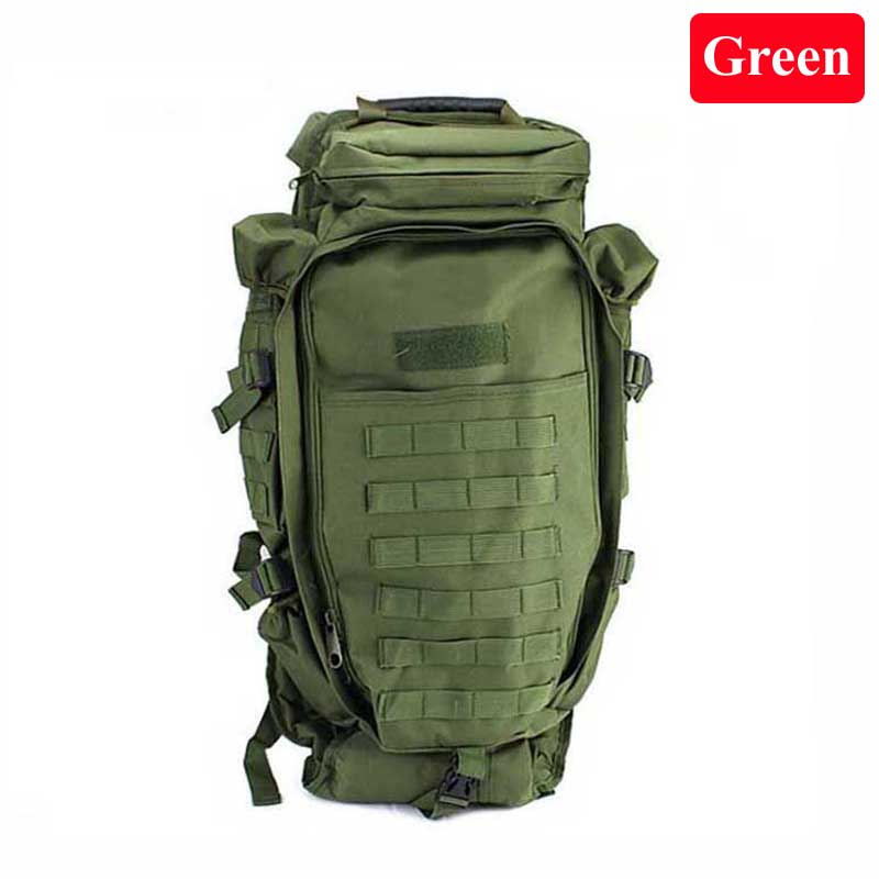 Sac de randonnée de Sport en plein air haute capacité hommes sac à dos tactique militaire escalade Camping sac à dos chasse pêche sac de voyage