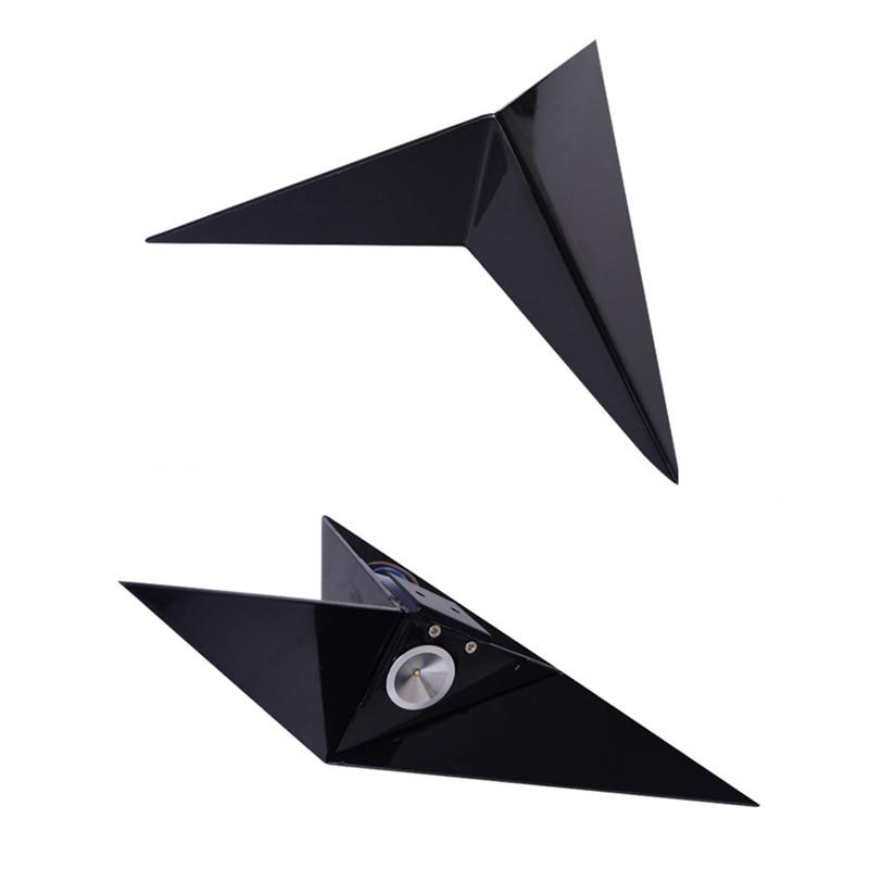 Kreative Dreieck-Wandleuchte 85-265V 3W führte Wandleuchte Hotel - Innenbeleuchtung - Foto 5