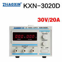 KXN-3020D 30V 20A power DC regulated power supply input 220V High quality Precision Variable Adjustable