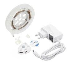 12V LED Strip 1 2M Motion Sensor Night Light Warm white Dimmable