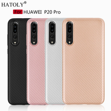 Cover Huawei P20 Pro Case Huawei P20 Pro Soft Rubber Silicone Armor Protective Phone Shell Bumper Phone Case for Huawei P20 Pro