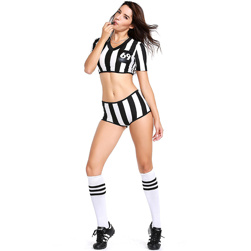 Referee costume sexy
