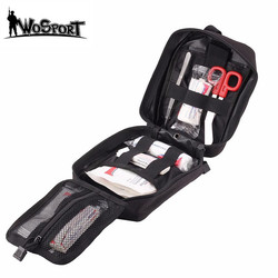 Outdoor Emergency survival bag First Aid Kit Sport Travel Camping Climbing Family Home Medical Bag Car Tactical First Aid Bag