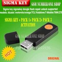Sigma schlüssel/sigma dongle Pack1/wetzen/pack3 actived Sigmakey Entsperren dongle Flash/Entsperren/Reparatur werkzeug Für MTK Handy-Adapter Handys & Telekommunikation -