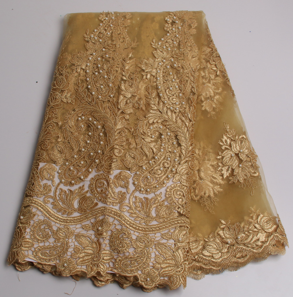 Online Buy Wholesale Beaded French Lace From China Beaded French Lace Wholesalers