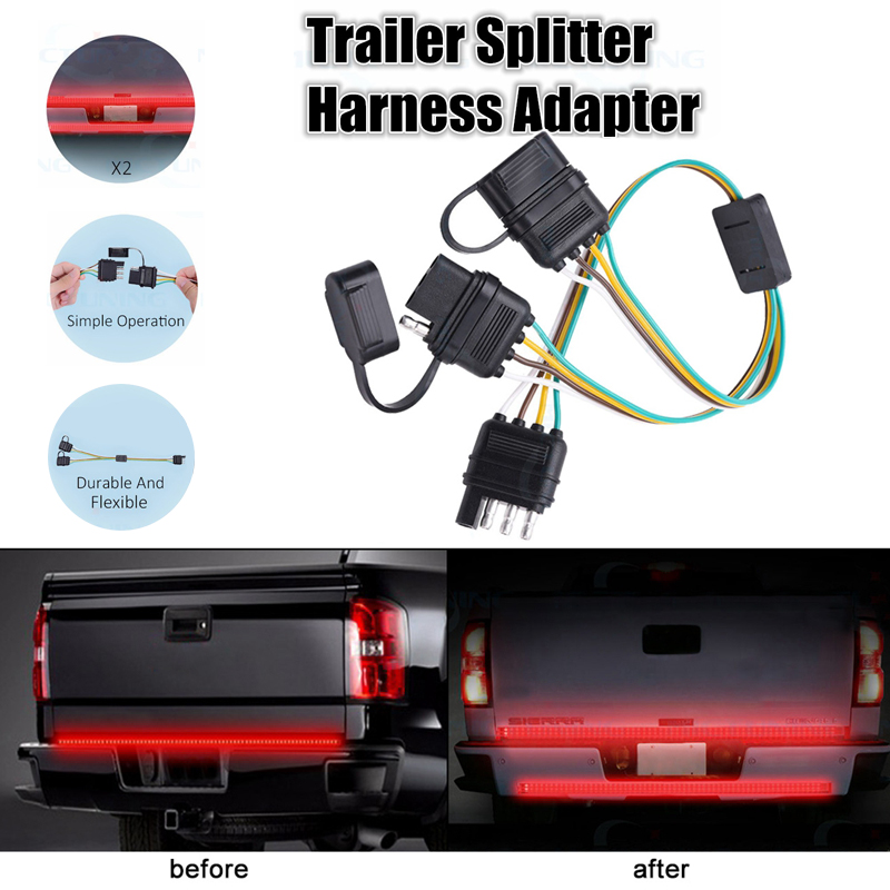 Trailer Wiring Harness Splitter - Wiring Diagram Information on