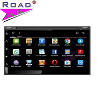 Roadlover 6.95Inch Android 8.1 Car DVD Player Radio For Double Din Universal Stereo GPS Navigation Automagnitol 2 Din Octa Core