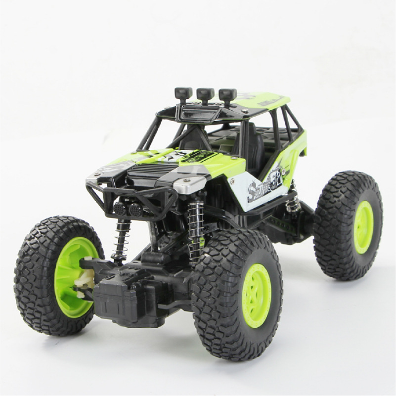 Alloy 1:20 4WD RC Cars 2.4GHZ Radio Remote Control Car Brushless Toy Buggy 2018 Monster Trucks Off-Road Trucks Toys for Children high speed 4wd 1 24 40km h 2 4g 5 monster trucks with remote control off road motorcycle outdoor rc car for children toys gift