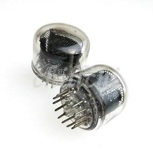 Image 2 - 2 قطعة/SZ 8 أنبوب الرقمية ، الإلكترون توهج أنبوب ، تسلا لفائف مؤشر QS30 1